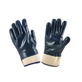 China Nitrile working safety glove