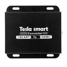 SCART + HDMI to HDMI Converter