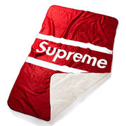 China Brand Supreme Sofa Blanket, Super Soft Lamb Fleece Blanket Plush Throw Blanket, 150*120cm