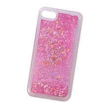 Liquid lucency TPU bling Mobile Phone Case,transparency Acrylic Shiny Back Cover for iPhone X/10/8/7 from Guangzhou Kymeng Electronic Technology Co., Ltd