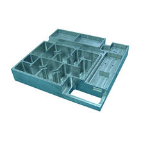 China Aluminum CNC Machined Parts For Aerospace