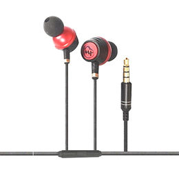Hong Kong SAR 3D Surround Sound Earphone Virtual 5.1 Channel In-ear Headphones with Mic, Gaming Headphone for VR