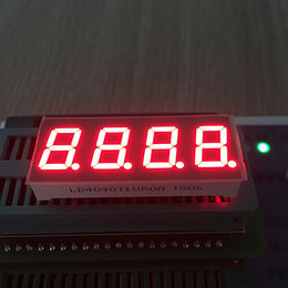 China 0.4-inch Four-digit 7-segment LED Display