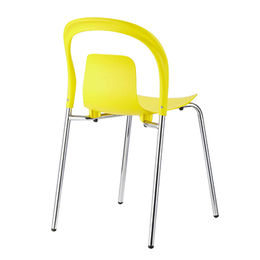 Living Room Chair, Manufacturer Stackable Plastic Chairs from Langfang Peiyao Trading Co.,Ltd