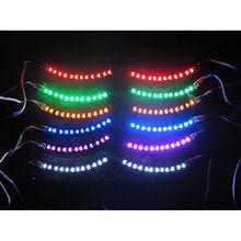 China Wholesale New Design False Eyelashes and LED