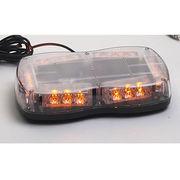 China UnionTech led emergency warning Amber Magnet police mini lightbar
