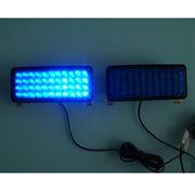 China UnionTech Square LED Warning Light with 0.25W LED Power