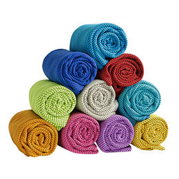 China Hot sale cooling sports cold towels