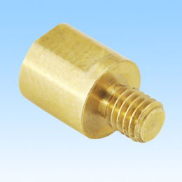 Turning Part/CNC Machining Manufacturer, Made of Brass, Customized Designs are Welcome from HLC Metal Parts Ltd