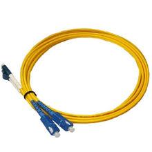 China SC LC single-mode duplex 1m fiber optic patch cord