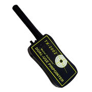 Handhold metal detector with LED flash from Zhengzhou Nanbei Instrument Equipment Co. Ltd