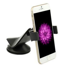 China Universal Adjustable On Dashboard Car Mount Cell Phone Holder