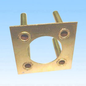 Stamping part, made of brass, OEM/ODM are welcome from HLC Metal Parts Ltd