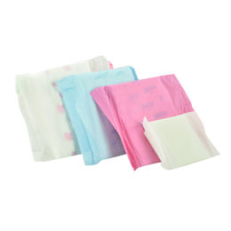 Disposable ladies sanitary pads with ultra thin soft breathable from Quanzhou Bonita Traveling Articles Co. Ltd
