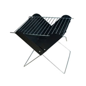 China Steel charcoal BBQ grill