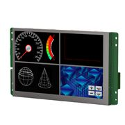 China UART LED Display Module, Serial Port Command,Development Platform for Industrial Control Application