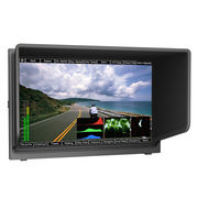 """China 10.1"""" Field camera monitor, 3G-SDI input and output, HDMI input and output, advanced functions"""