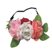New fashion head band, artificial hair wreath decoration for women from HK Yida Accessories Co. Ltd