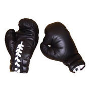 Taiwan LACE-UP PRACTICING BOXING GLOVES