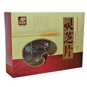 China Organic Ganoderma Sinensis Slice