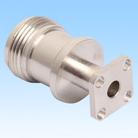 CNC Machining Part, Metal Components, Made of Stainless Steel, OEM/ODM Orders are Welcome from HLC Metal Parts Ltd