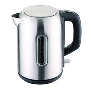 China Stainless Steel Electric Kettle, Capacity of 1.7L