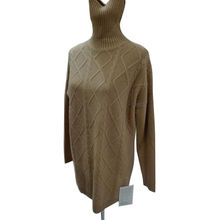 OEM branded pullover sweater, cashmere knitted pullover sweater from Inner Mongolia Shandan Cashmere Products Co.Ltd
