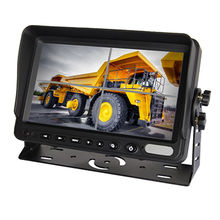 China 7-inch Waterproof Digital Wireless Car Rearview Camera System with Monitor for RV and Camper