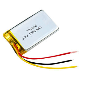 China Polymer Lithium Battery