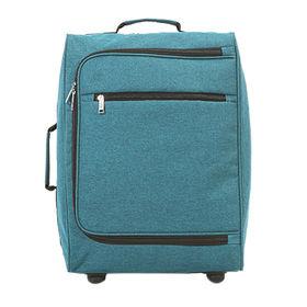 China Folding Trolley Suitcase Luggage Fashionable Luxury Trolley Luggage Foldable Travel Suitcase