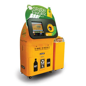South Korea Automatic Recycling Machine