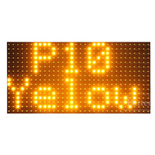 Wholesale P10 yellow color LED sign, P10 yellow color LED sign Wholesalers