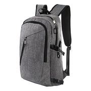 Business Water Resistant Polyester Laptop Backpack with USB Under 17-Inch Laptop and Notebook from Quanzhou Bonita Traveling Articles Co. Ltd