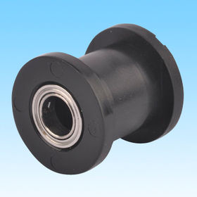 Plastic part, made of low-carbon steel and plastic, OEM and ODM orders are accepted from HLC Metal Parts Ltd