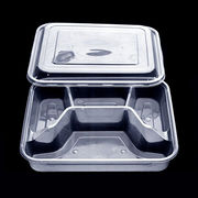 Rigid Microwavable Take Out Containers