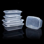 Microwavable Plastic To Go Containers