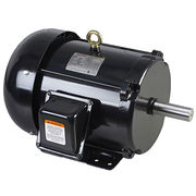 High Efficiency Motor, Three Phase, Totally Enclosed, 1HP to 10HP, EPACT & EEV Certified from Cixi Waylead Electric Motor Manufacturing Co. Ltd