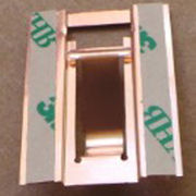 China Contact BeCu strips, dual tape adhesive mounted,lower price for direct sales from factory