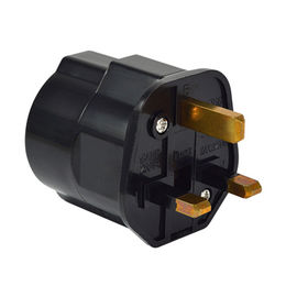 China 13A Fuse and 16A/250V Travelling Adapter EU/GB