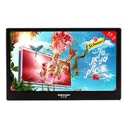 Sibolan 17.3'' IPS Portable Monitor Luxury Aluminum Shell Ultra Slim FHD Gaming from Samsony Technology Co. Ltd