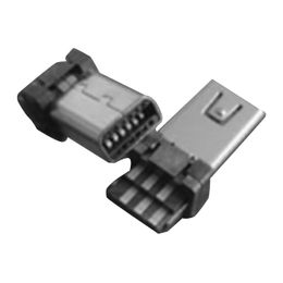 China 12-pin male connector soldering type for Olympus data cable surface