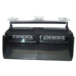 Red/Blue/White Police Emergency LED Dash Lights, 12-24V, Tow Truck/ Plow/Police/Fire/EMS Vehicles from Busybees Technology Ltd.