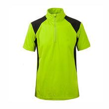 7a9edd61b5e China 1/4 Zipper Men's Sports T-shirt on Global Sources