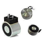 China 50mm Diameter Circular Holding Solenoid for Various Equipment