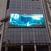 P5 Advertising Outdoor Rental LED Cabinet LED Screen from Chengxinguang Technology Co., Ltd.