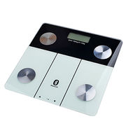 Electronic Talking Body Scale with Capacity of 3kg-180kg (330lbs/23.6st) from Anionte International(Zhejiang) Co. Ltd