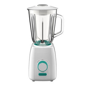 Safety setting table electric blender with CE,GS, RoHS,1.5L glass jug from Hong King Group Ltd
