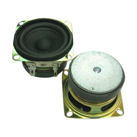 5W Ferrite speaker in 53 x 53mm dia and 4 oHm impeance from Wealthland (Audio) Limited