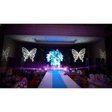 P4.81 SMD Indoor Full Color LED Display Screen Module for Wedding from Chengxinguang Technology Co., Ltd.