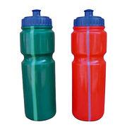 China Plastic sports water bottles